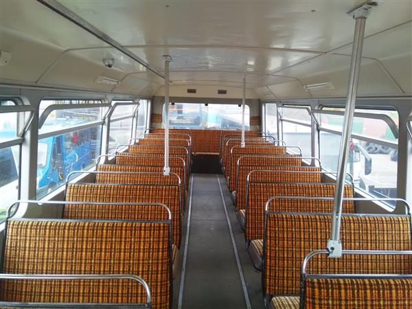 1984 LEYLAND OLYMPIAN DOUBLE DECKER we