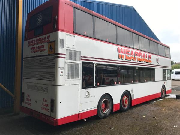 1993 Leyland Olympian 102 seater